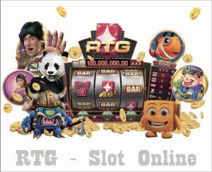 Situs RTG Slot Online Terbaik Mega Jackpot